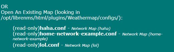 weathermapeditor