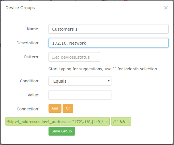 Groups based in IP addresses - Help - LibreNMS Community